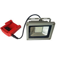 Power USB Charger for Milwaukee 49-24-2371 M18 Switching Converter + LED Light