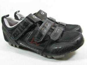 Bontrager MTB Cycling Mountain Biking Shoe Men size 9.5 Black