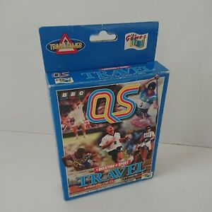 Vintage A Question Of Sport Travel Game 1992 Toy Brokers Ltd