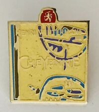 Henri Wintermans Cheyenne Cigarette Cigar Brand Pin Badge Brooch Vintage (C6)