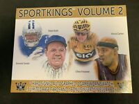 2021 SPORTKINGS VOLUME 2  FACTORY Sealed Box READY TO SHIP