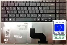 eMachines G430 G525 G625 G627 G630 G630G G725 Keyboard EN US RU Russian #02R