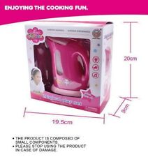 Pink Toy Kettle, With light & boiling hot waterSound,From the Magical play Set