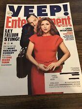 Entertainment Weekly, Mar. 29, 2019, VEEP