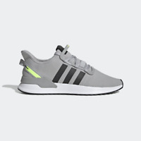 Adidas Originals Men's U Path Run Shoes NEW AUTHENTIC Grey/Black EE4471