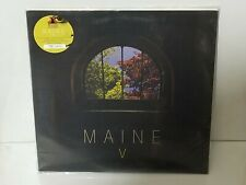 NEW MAINE V LP BLACK VINYL LIMITED TO 300 COPIES 2017 BURNING WITCH RECORDS