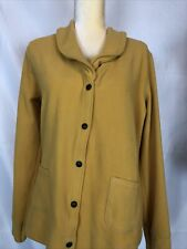 Butter Fleece Yellow Jacket PL