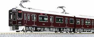 Kato 10-1365 Hankyu Railway Series 9300 Kyoto Line 4 Cars Set (N scale)