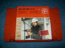 NEW Fein ASB 18 Cordless 2-Speed Hammer Drill Driver NIB