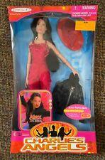 Nrfb Charlie's Angels Alex Doll Jakks Pacific Lucy Liu Action Figure Girl Force