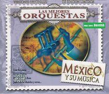 Luis Arcaraz,Juan Garcia Meledez,Arturo Nunez,Acerina y su Danzonera,Box set 3CD