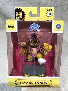 Garbage Pail Kids Topps GPK x WWE Savage Randy Macho Man WWF LOOKS MINT!