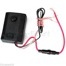 Black Audio Music Sound Voice Sensor LED Strip Light Controller 10A 12V NEW