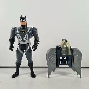 Batman the Animated Series - Series 1 turbojet Batman figure Kenner 1993
