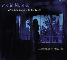 Maria Muldaur - Woman Alone With The Blues A [CD]