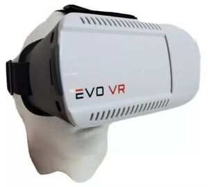 Evo VR NEXT Virtual Reality Headset For Your Smart Phone with Bluetooth Control
