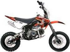 Free Shipping Coolster Lifan 125cc Adult Size KLX STYLE Dirt Bike DB125LF Red