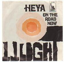 "7"" J.J. Light Heya / On The Road Now United Artists 15 228 (Chart Hit) 70`s"