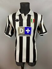 JUVENTUS 1998 1999 SHIRT HOME FOOTBALL SOCCER JERSEY KAPPA ADULT SIZE L