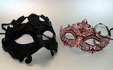 Couple Masquerade mask bachelor engagement graduation birthday surprise party