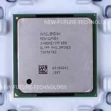 Intel Pentium 4 3,4 GHz 1m/800mhz sl7pp sl7e6 478pin socket 478 CPU procesadores