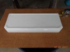 Kokomo Sanitary Pottery Toilet Tank Lid - White - #20 - very old!