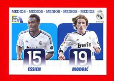 REAL MADRID 2012-2013 Panini - Figurina-Sticker n. 21 - ESSIEN-MODRIC