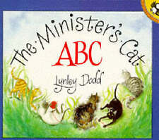 The Minister's Cat ABC (Picture Puffin)-ExLibrary