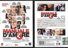 MANUALE D'AMORE 3 - DVD (USATO EX RENTAL)