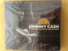 JOHNNY. CASH.   3 CDs.   SUN. RECORDS. COLLECTION.      READERS. DIGEST