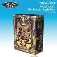 Dark Age: Skarrd Decay Cult Flesh Echo Unit Box - DAG03012