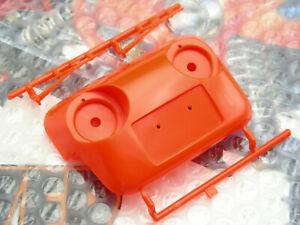 Vintage Tamiya 58122 58502 BLITZER BEETLE Front Nosecone & Windshield Wiper Set