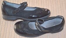 Girls size youth 2 Jumping Jacks Mary Jane shoes Black casual dress
