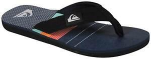 Quiksilver Molokai Layback Sandal - Blue / Blue / Blue - New