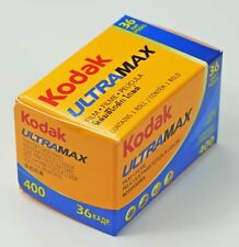 Kodak UltraMax 400 ISO 36 poses, utilisable jusqu'à janvier 2019