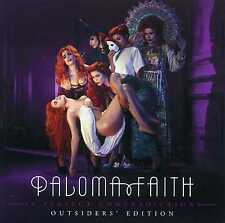 PALOMA FAITH - A PERFECT CONTRADICTION - OUTSIDERS' EDITION - NEW CD!!