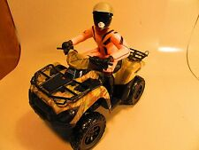 RC remote control toy Brute Force Kawasaki 750 4by4