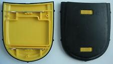 OEM Magellan Meridian Yellow Handheld GPS Replacement Battery Door Cover-Used