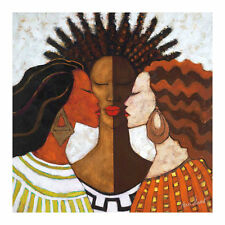 Monica Stewart Every Woman African American Print Poster Sm
