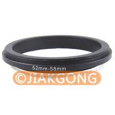 Male 58mm-52mm 58-52 mm Macro Reverse Ring / reversing