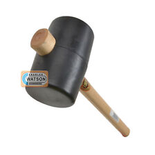 """Thor 957 (3,1 / 2"""" ) Negro Mazo de goma martillo cabeza (3,1 / 2"""" )"""