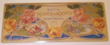 French Advertising Savon Soap Roses Sign - Kioto