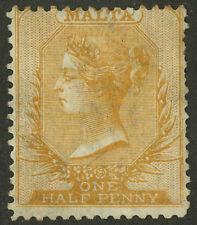 Malta  1863-80   Scott #3   UNUSED -  Shade