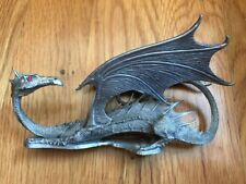 Vintage 1986 Ral Partha Pewter Winged Dragon Dungeons & Dragons Figure