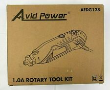 Avid Power Rotary Tool Kit w Flex Shaft, Accessories and Carrying Case-US STOCK