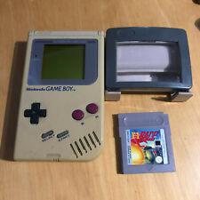 Nintendo Gameboy Original + Magnifier + Game