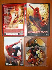 SpiderMan Spider-Man 1 [2 DVD's] Sam Raimi, Tobye Maguire, Kristen Dunst