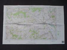 Landkarte Polen, Meßtischblatt 174.21 Pilzno, Woiwodschaft Tarnowskie, 2000