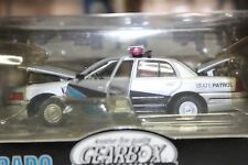 Gearbox 1:43 Scale 2000 FORD CROWN VICTORIA COLORADO STATE PATROL #27126