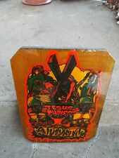 Jesus Christ Superstar Cutout Poster on Lacquered Wood - Very Neat!
